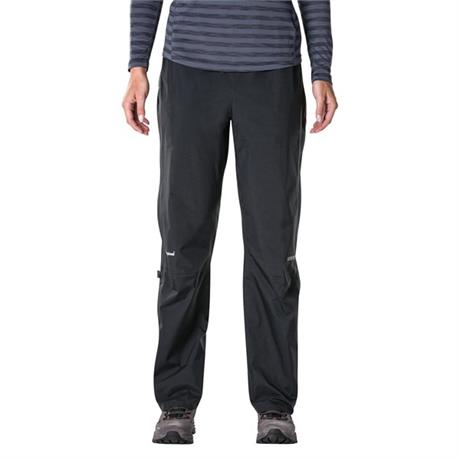 Berghaus WATERPROOF Overtrousers Women's Paclite Pant REGULAR Leg Black