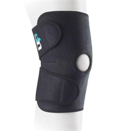 Ultimate Performance Adjustable Knee Support Open Patella