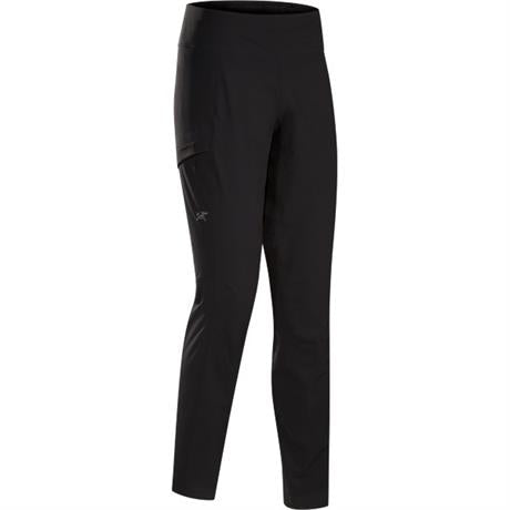Arc'teryx Pant Women's Sabria SHORT Leg Trousers Black