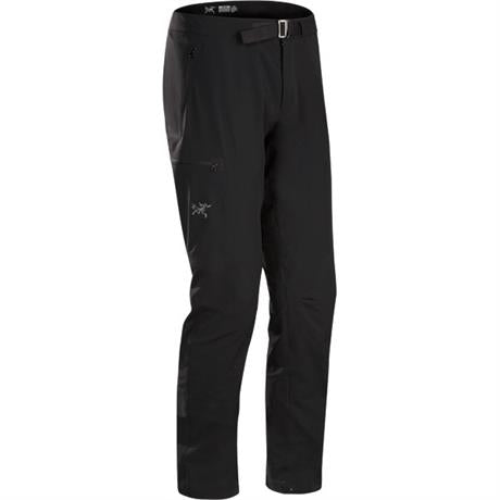 Arc'teryx SOFTSHELL Pant Men's Gamma LT REGULAR Leg Trousers Black