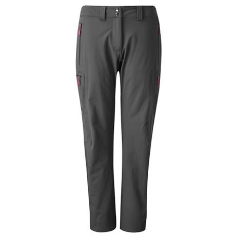 Rab Pant Women's Sawtooth LONG Leg Trousers Beluga