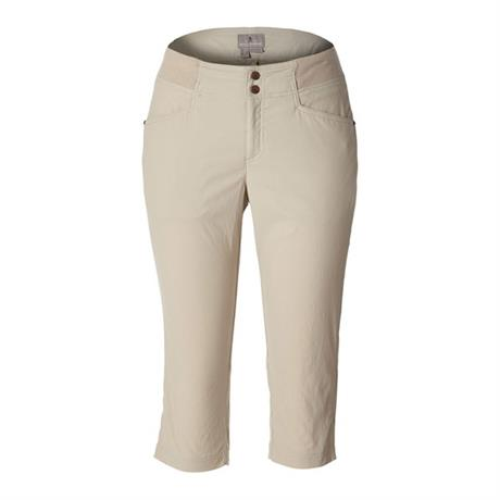 Royal Robbins Pant Women's Jammer II Capri Light Khaki