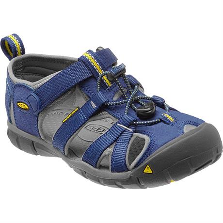 Keen Sandals Children's Seacamp II CNX CHILD Blue Depths/Gargoyle