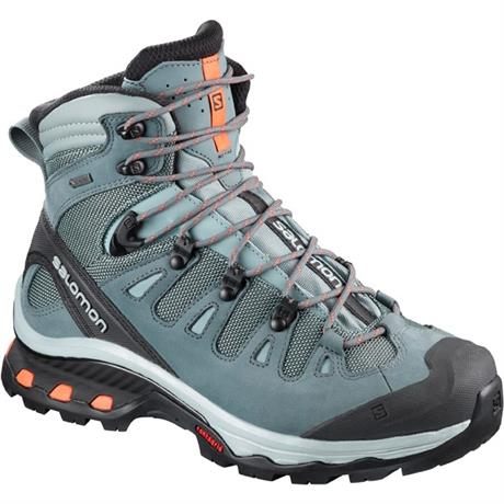 Salomon Boots Women's Quest 4D 3 GTX Lead/Stormy Weather