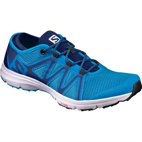 Salomon Shoes Men's Crossamphibian Swift Cloisonne/Blue Depths/White