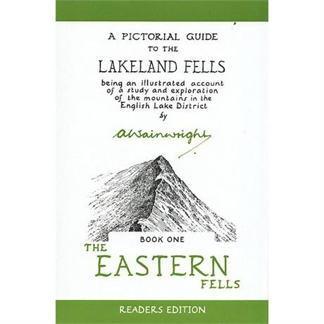 Wainwright Book 1 The Eastern Fells: Readers Edition