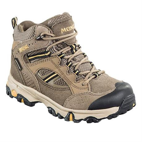 Meindl Boots Children's Tampa Junior Mid GTX Brown