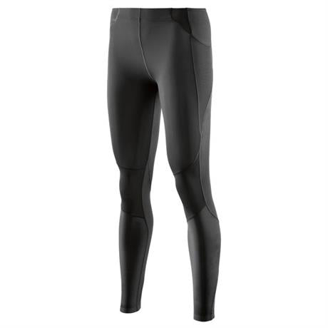 Skins Compression BASELAYER Pant Women's A400 Skyscraper Long Tights Black