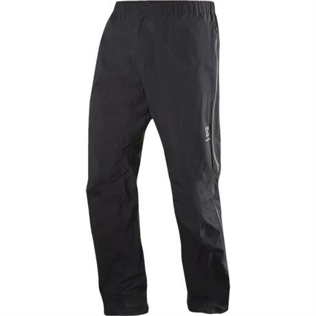 Haglofs WATERPROOF Overtrousers Men's LIM III Pant LONG Leg True Black