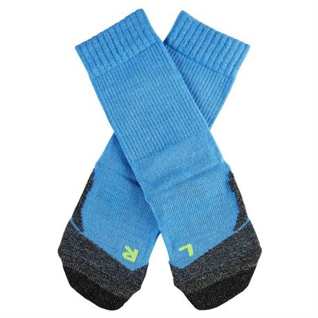 Kids HIKING Socks Falke TK2 - Blue