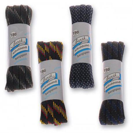 Meindl Spare Laces 180cm Flat/Round (assorted colours)