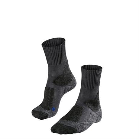 Falke HIKING Socks Women's TK1 Cool Asphalt