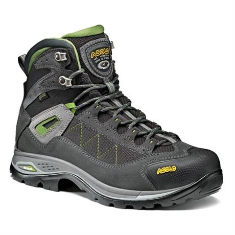 Asolo Boots Men's Valley GV Graphite/Black/Ivy