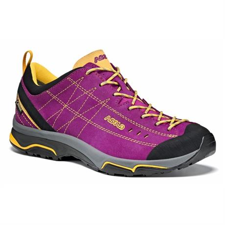 Asolo Shoes Women's Nucleon GV Verbena/Yellow