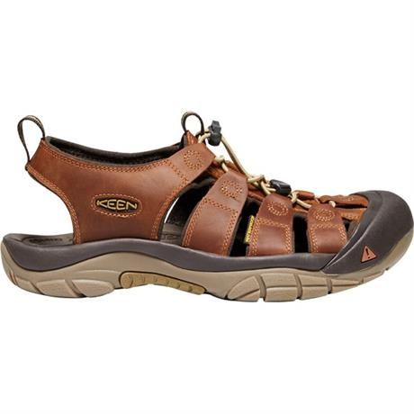 Keen Sandals Men's Newport Evo Leather Infield/Mulch