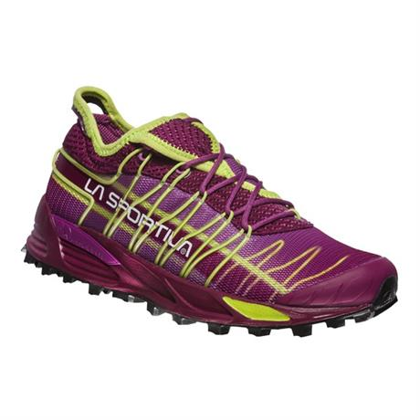 La Sportiva Shoes Women's Mutant Plum/Apple Green