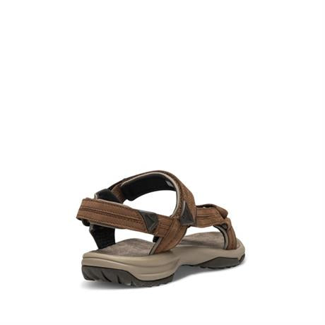Teva Sandals Women's Terra Fi Lite Leather Brown