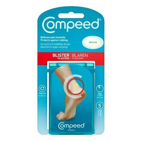 Compeed Plasters: Small Blisters