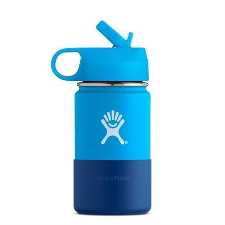 Hydro Flask CHILDREN'S Hydration 12oz / 0.35 L Wide Mouth Bottle Pacific