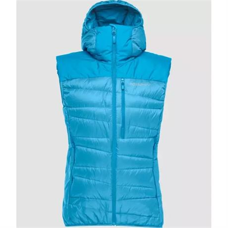 Norrona INSULATED Top Women's Falketind Down 750 Vest Blue Moon