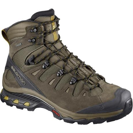 Salomon Boots Men's Quest 4D 3 GTX Wren/Bungee Cord/Green