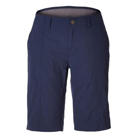 Royal Robbins Shorts Women's Discovery III Bermuda Deep Blue