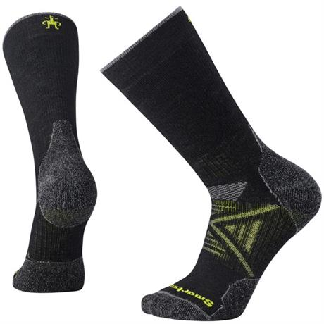 Smartwool HIKING Socks Men's PhD Outdoor Medium Crew Black