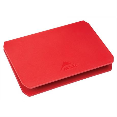MSR Alpine Deluxe Cutting Board Red