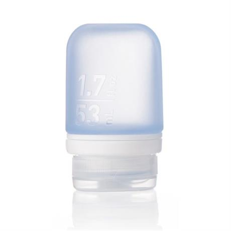 humangear GoToob+ SMALL 44ml Clear/Green/Blue (3 Pack)