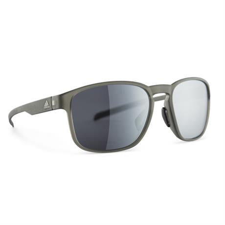 Adidas Eyewear Protean Sunglasses Olive Matt - Chrome Mirror