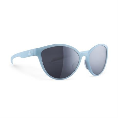 Adidas Eyewear Tempest Sunglasses Turquoise Matt - Chrome Mirror