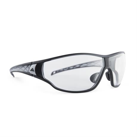 Adidas Eyewear Tycane S Sunglasses Coal Black Reflective - Clear Vario 0-3