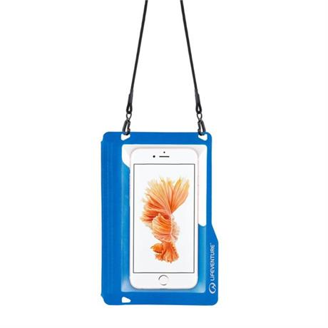 LifeVenture Waterproof Phone Pouch Plus - Blue