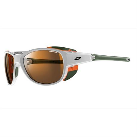 Julbo Eyewear Explorer 2.0 White/Brown Chameleon 2-4