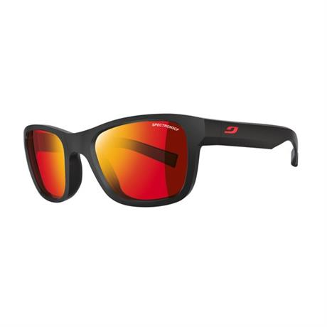 Julbo Eyewear Children's Reach L Matt Black/Red Spectron3