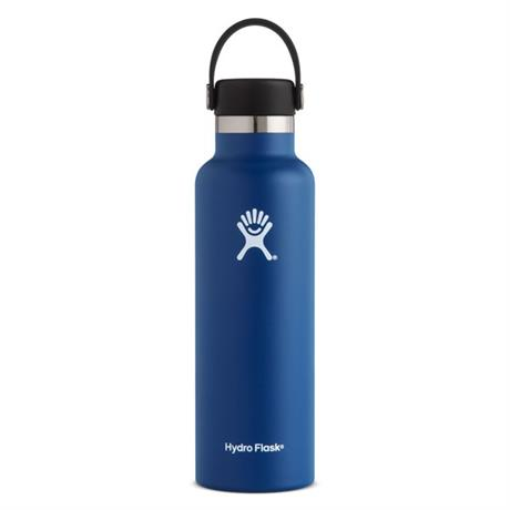 Hydro Flask HYDRATION 21oz / 0.6 L Standard Mouth Bottle Cobalt
