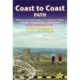 Trailblazer Guide Book: Coast to Coast Path (8th Edition) : Stedman