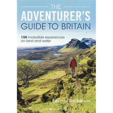 Book: The Adventurer's Guide to Britain : Benson