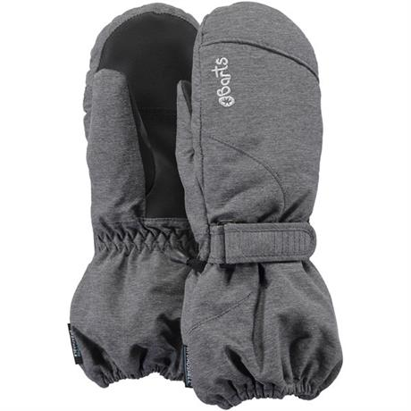 Barts Gloves Kid's Tec Mitts Dark Heather