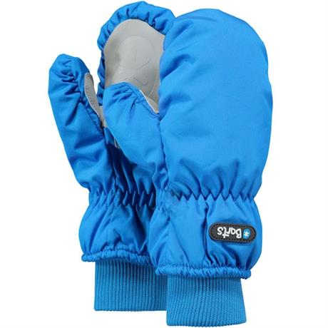 Barts Gloves Kid's Nylon Mitts Blue