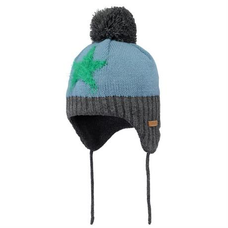 Barts Hat Kid's Milkyway Inka Blue Size 50/1-3yrs