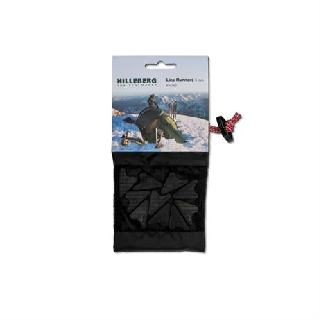 Hilleberg Tent Spare/Accessory Guy Line Runners 3mm (pack of10)