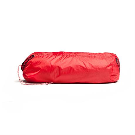 Hilleberg Tent Spare/Accessory Bag (for Tent) 63cm x 23cm Red