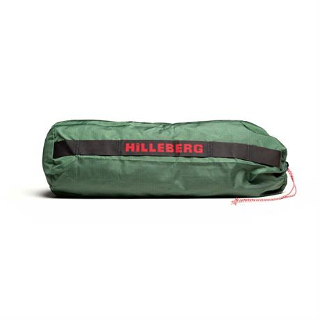 Hilleberg Tent Spare/Accessory Bag (for Tent) 63cm x 23cm XP Green