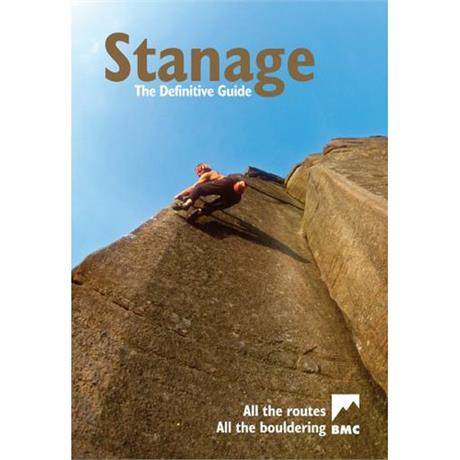 BMC Climbing Guide Book: Stanage