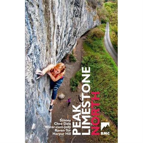 BMC Climbing Guide Book: Peak Limestone North