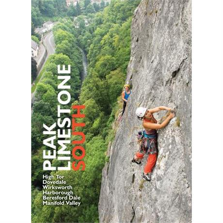 BMC Climbing Guide Book: Peak Limestone South
