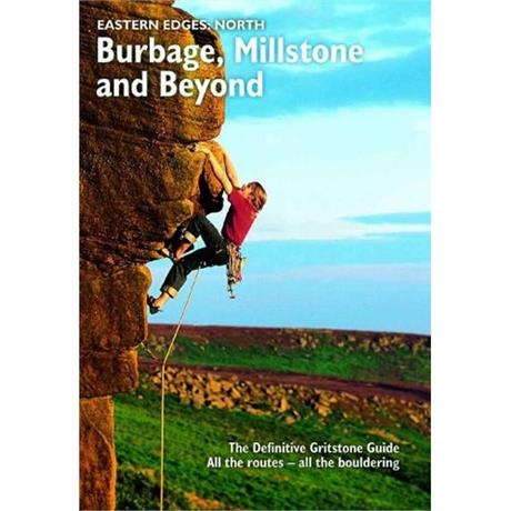 BMC Climbing Guide Book: Burbage, Millstone and Beyond