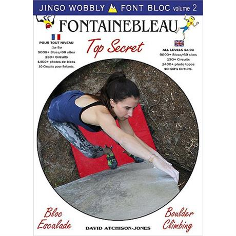 Climbing Guide Book: Fontainebleau Fun Bloc - Jingo Wobbly
