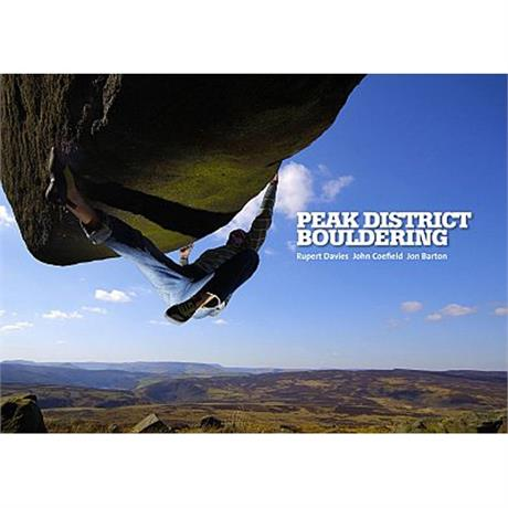 Climbing Guide Book: Peak District Bouldering